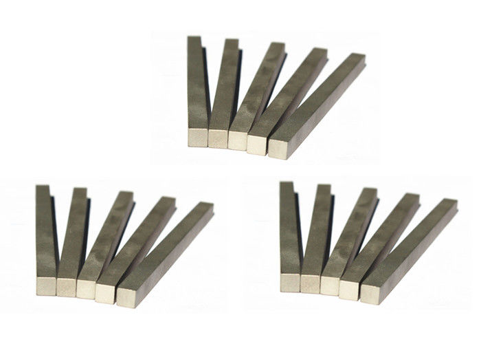 High Precision Tungsten Carbide Strips Well Resistance For Wood Cutting Tools